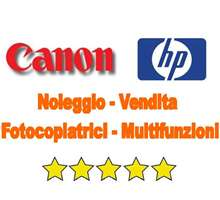Noleggio Vendita  Fotocopiatori Canon HP